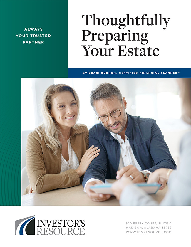 Thoughtfully Preparing Your Estate